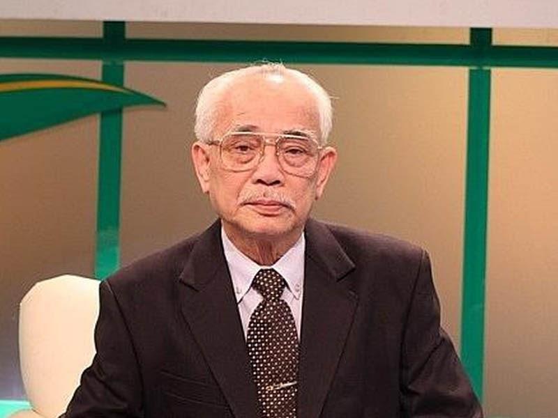 Hình ảnh GS.Tiến sĩ Trần Ngọc Ân