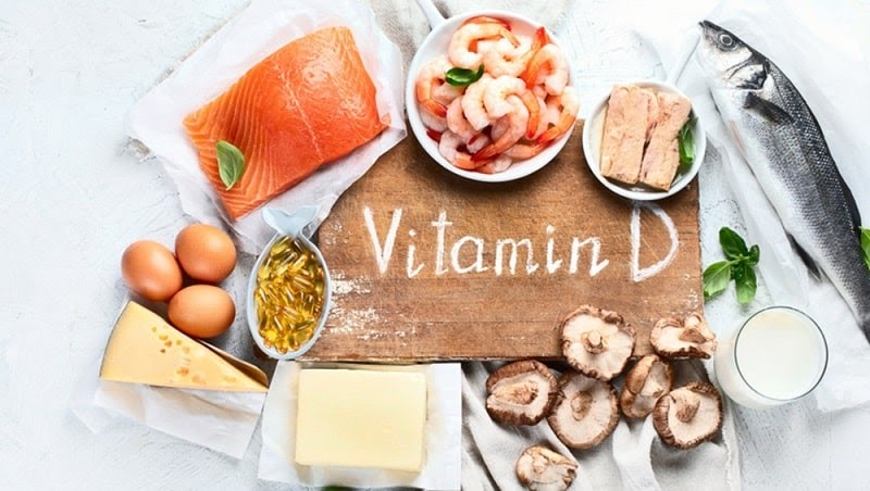 Vitamin D đặc biệt tốt cho sức khỏe