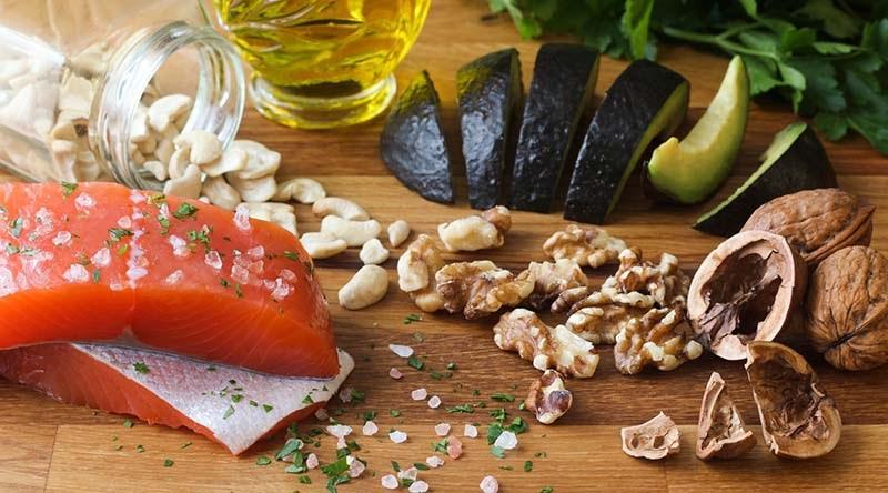 Bệnh nhân nên tăng cường thực phẩm giàu Acid béo omega-3