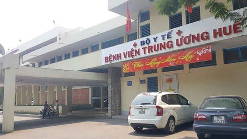 Bệnh viện Trung ương Huế được nhiều bệnh nhân đánh giá cao