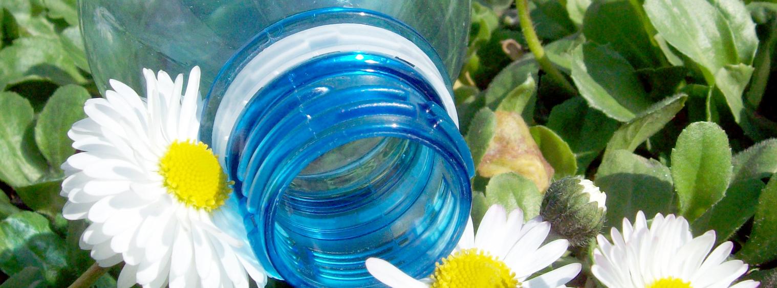 Plastic verbruik verminderen