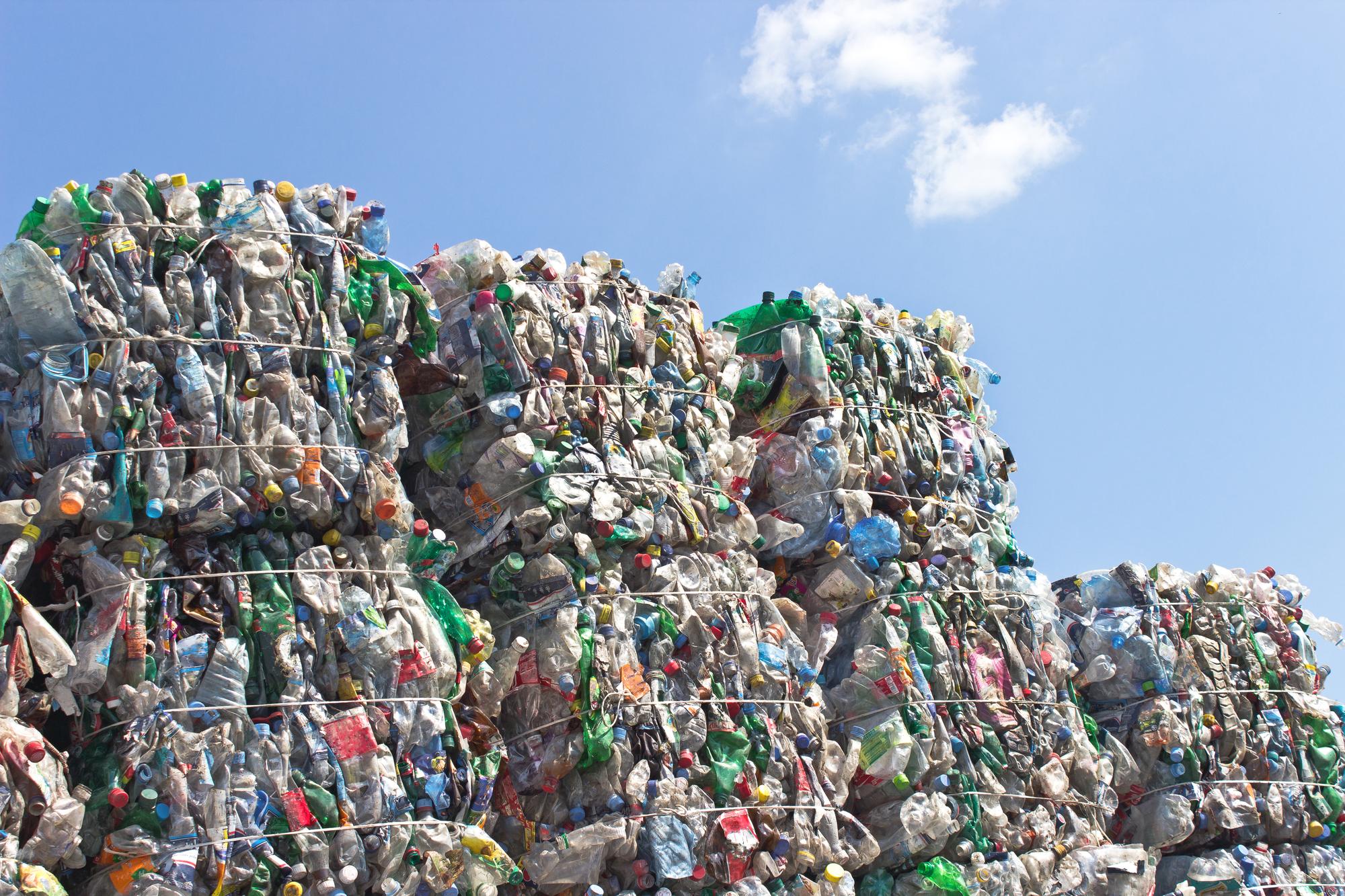 Hoe plastic verminderen