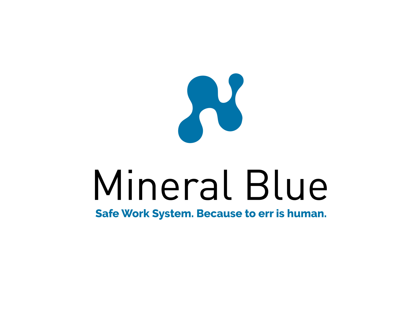 Mineral Blue Enterprise Blockchain
