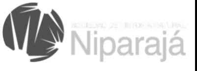 Sociedad de Historia Natural Niparajá