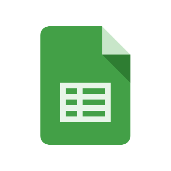 Find and add leads into a spreadsheet, even if it's just their name and company.