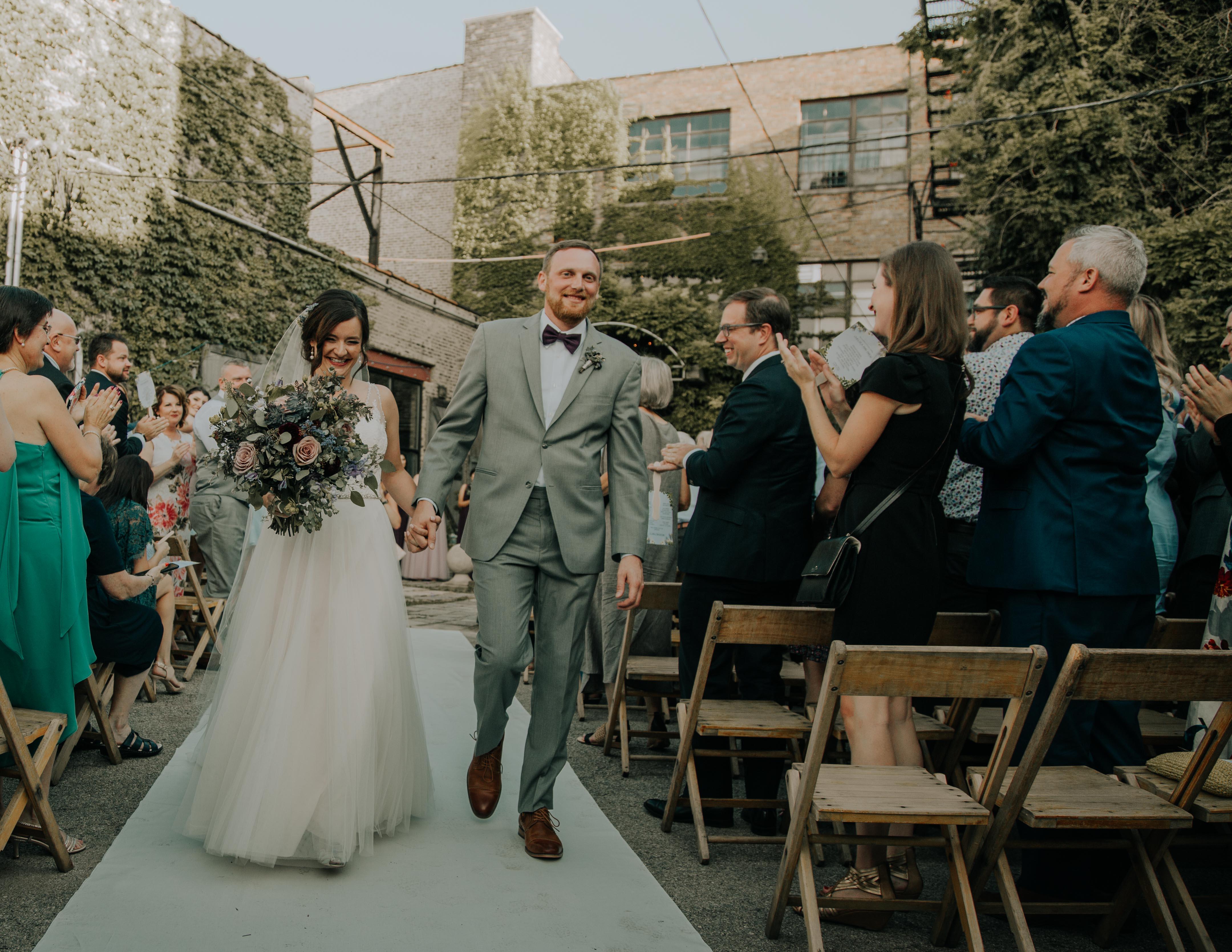 Chelsea + Drew's Wedding