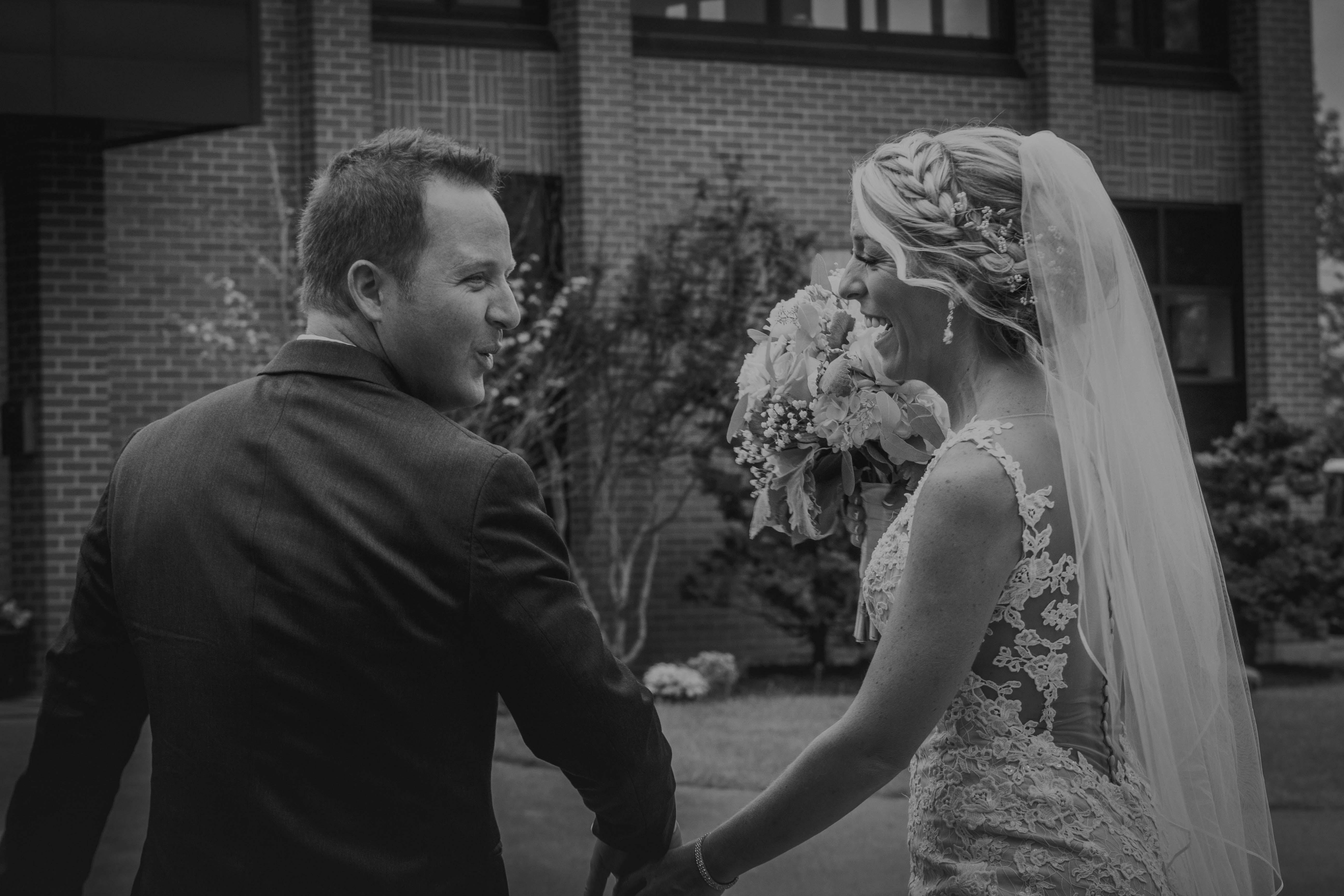 Sabrina + Andrew's Wedding