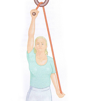 Shoulder surgery exercises