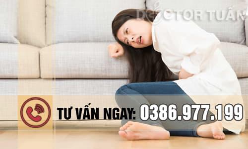 Nguyên nhân gây đau bụng dưới rốn cho nữ