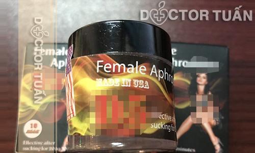 Thuốc kích dục là gì? Lợi ích, tác hại của thuốc kích dục nữ - nam