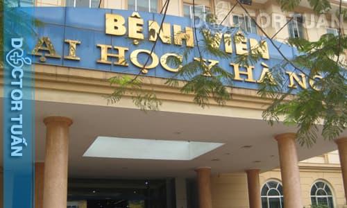 Xét nghiệm máu tại bệnh viện đại học Y Hà Nội