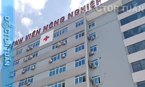 Bệnh viện nông nghiệp