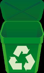 composting bin for food scraps