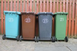 Recycle Bins | Growing City Recycling & Waste Management