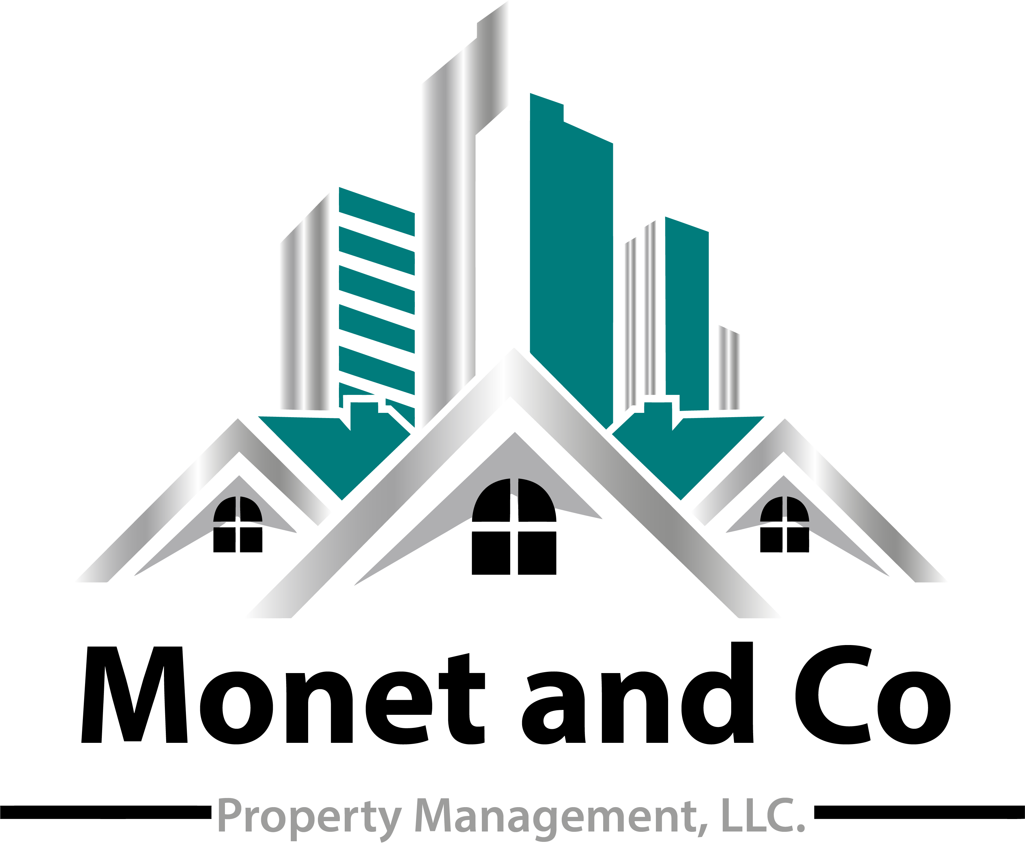 Monet and Co. Properties Logo
