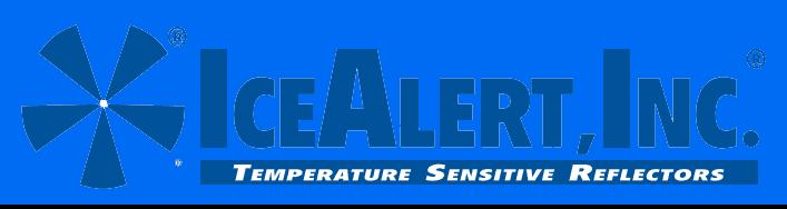 IceAlert® logo