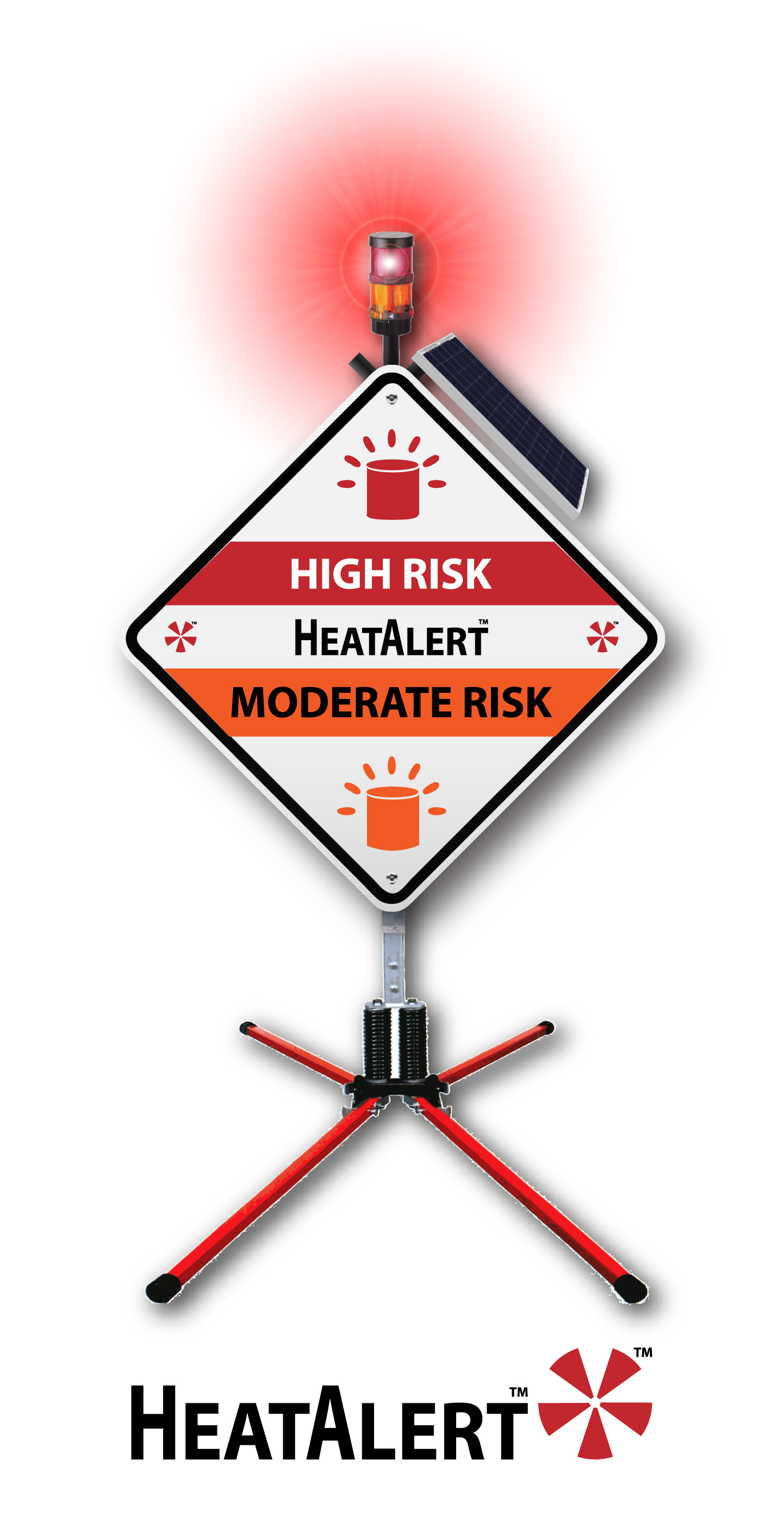 HeatAlert™ - Field Portable Use