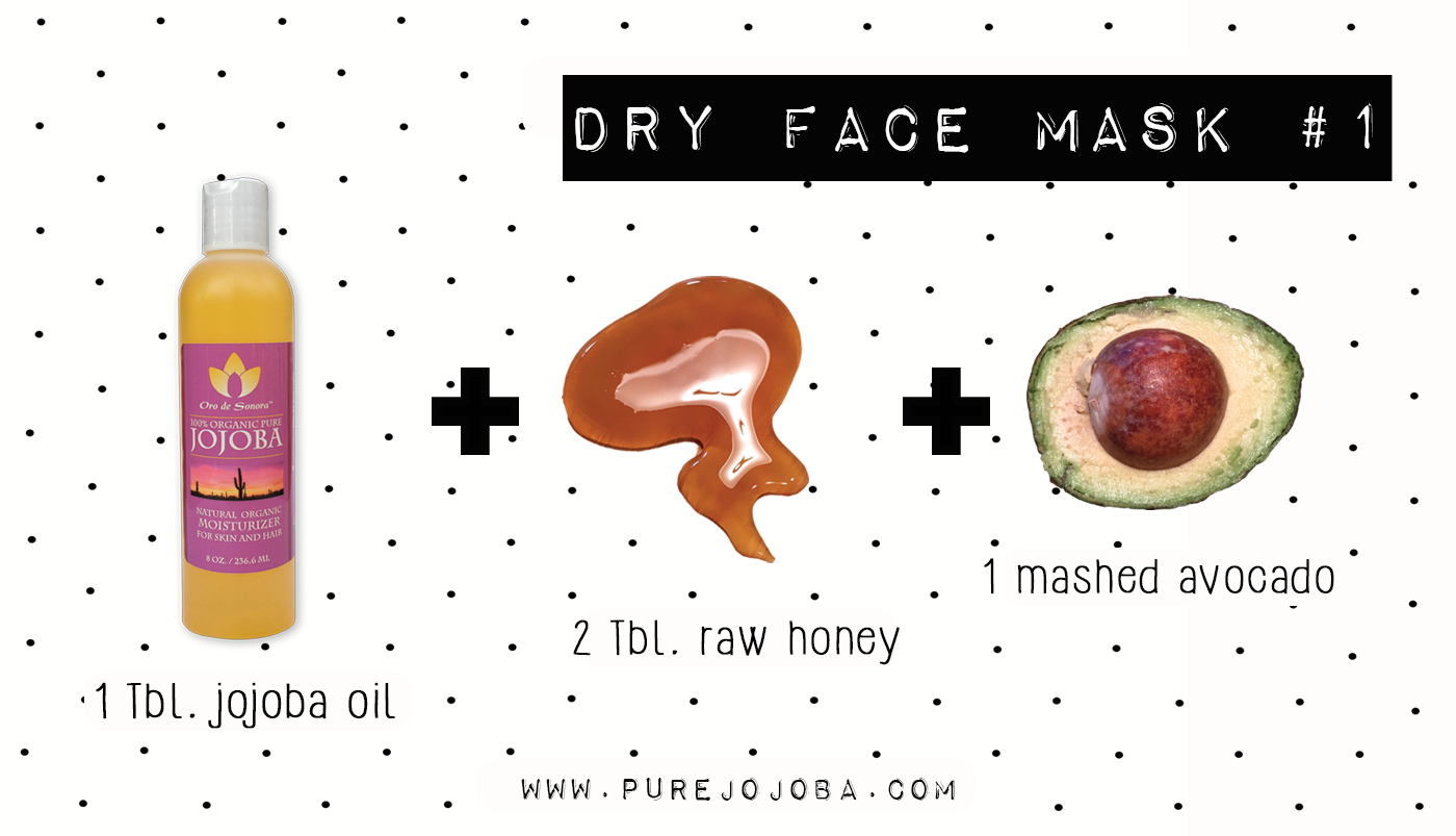 Dry Face Mask 1