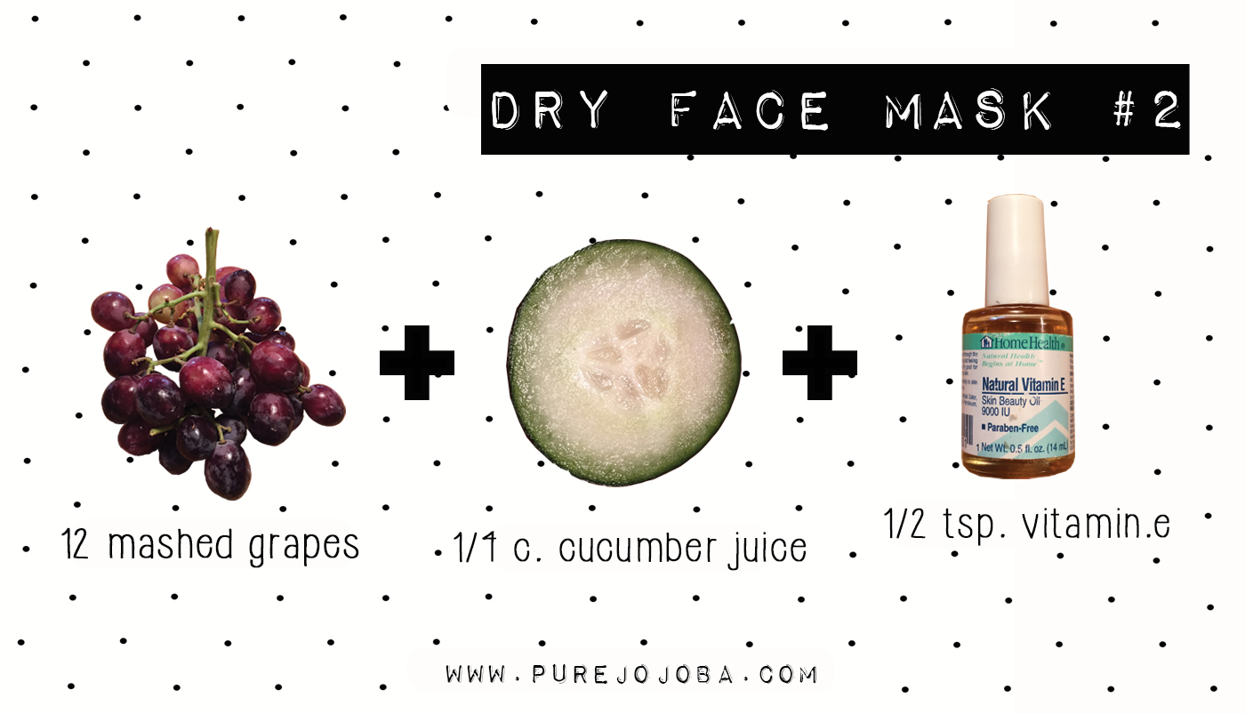Dry Face Mask 2