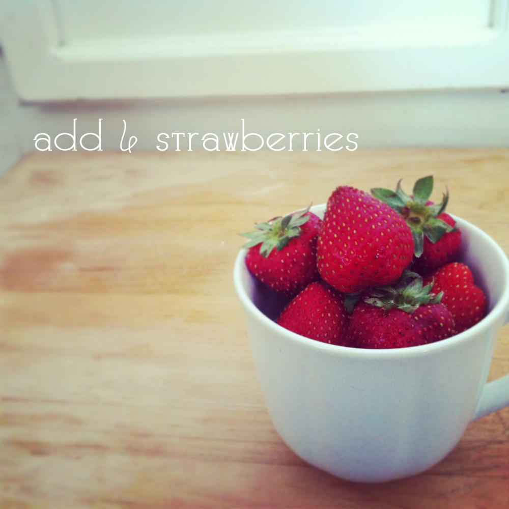 add6strawberries