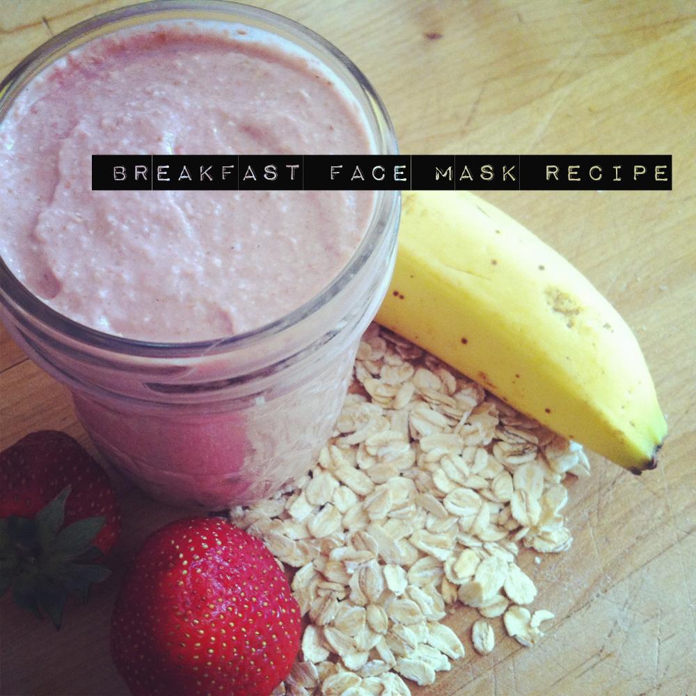 Breakfastfacemaskrecipe