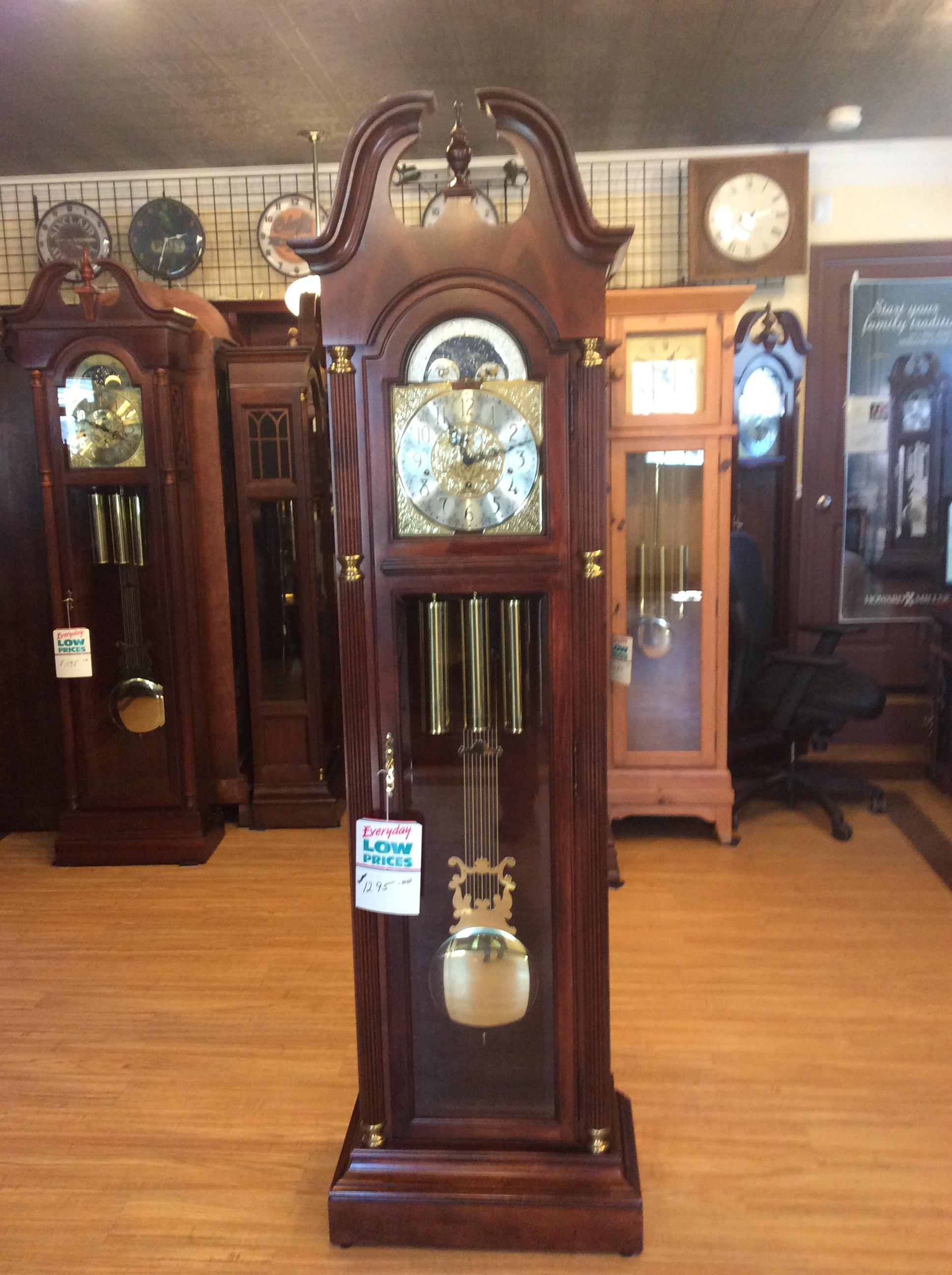 Howard Miller Ridgeway Grandfather Clocks Archdale Grandfather Clock