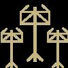 Icon mit Notenständern