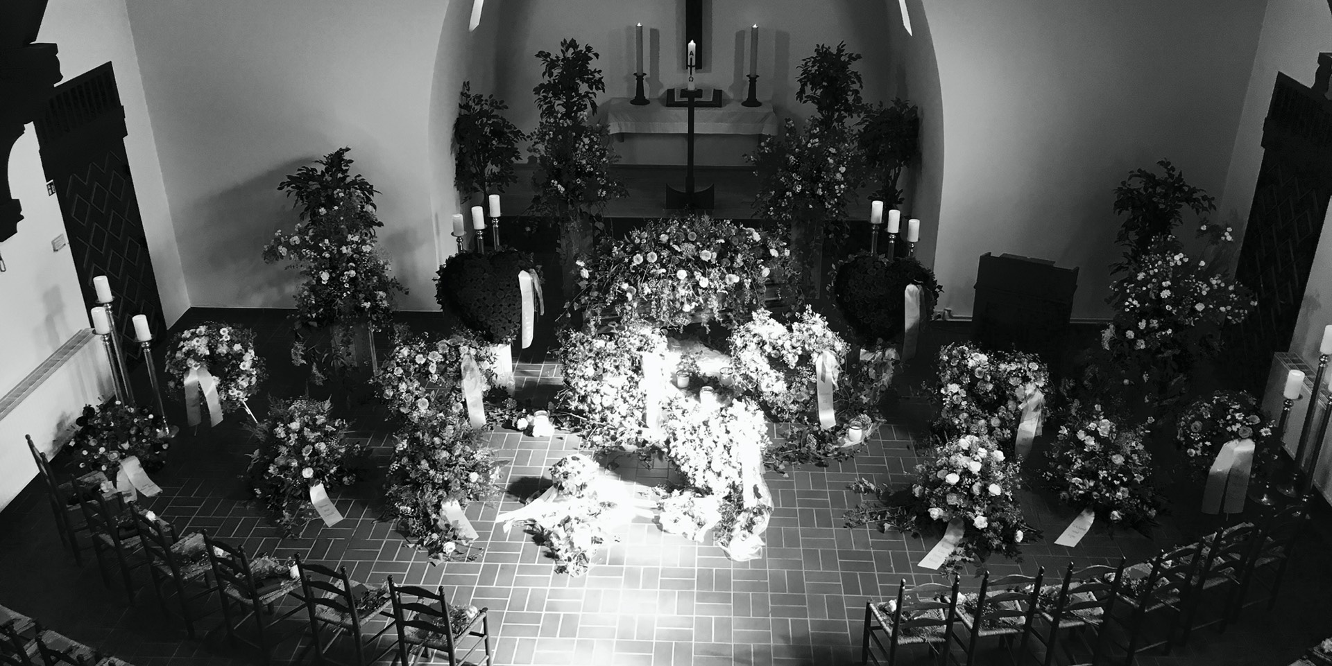 Musiker für Trauerfeier