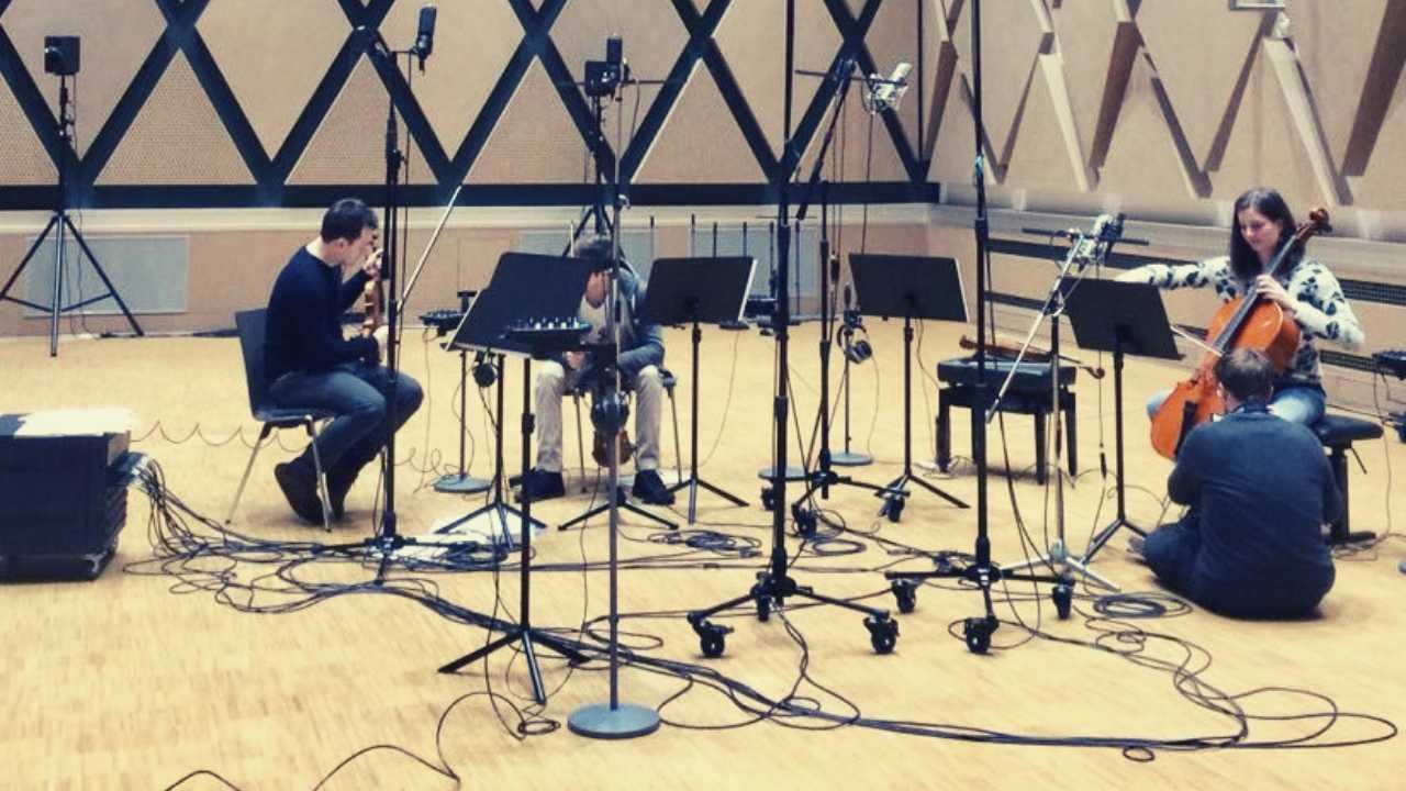 """Exklusiver Soundtrack zum PlayStation VR Spiel """"EDEN Tomorrow"""""""