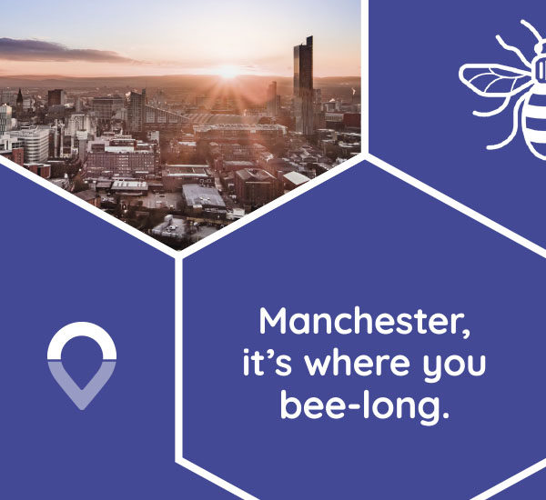 Onward Home and Manchester Bee branding
