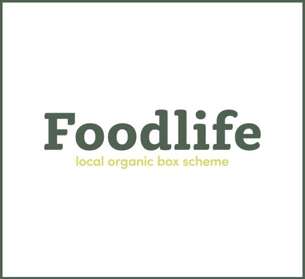 Foodlife logo on a white background