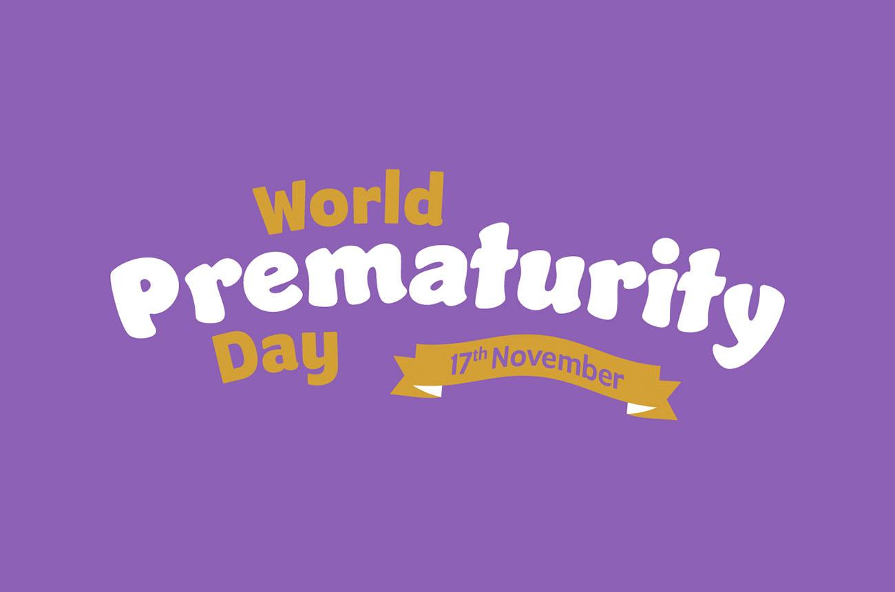 World Prematurity Day social media graphics