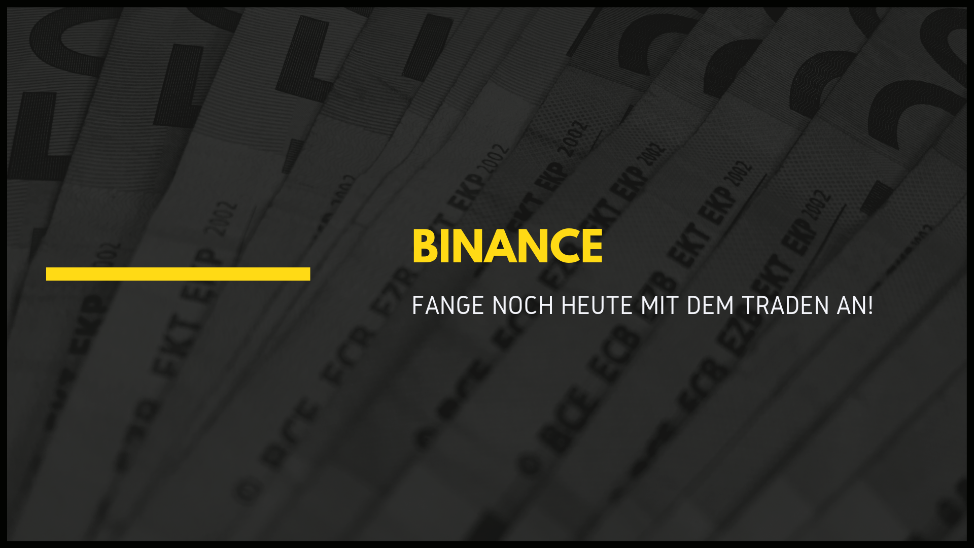 Binance Nice picture
