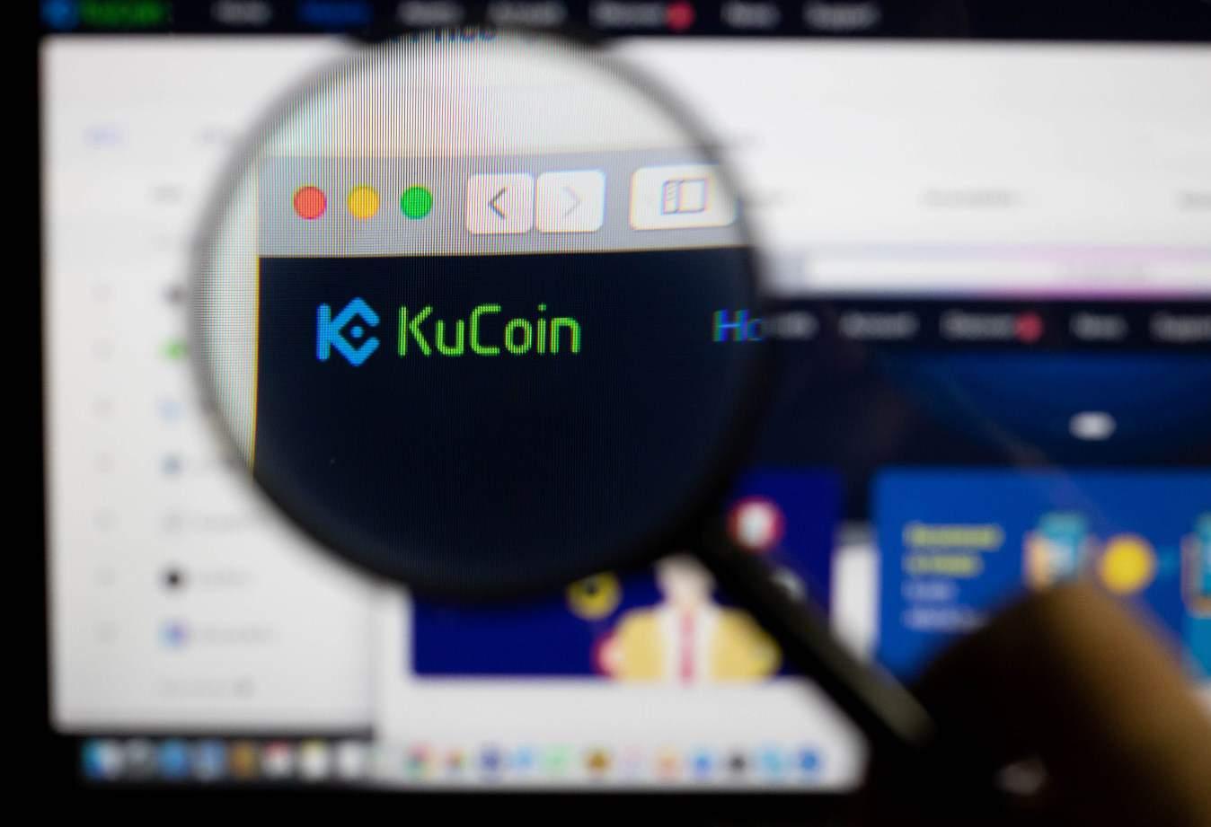 KuCoin account