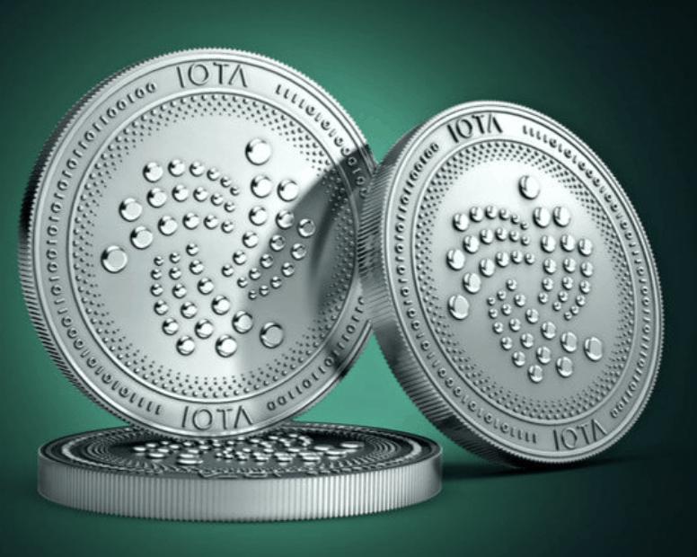 Monedas IOTA