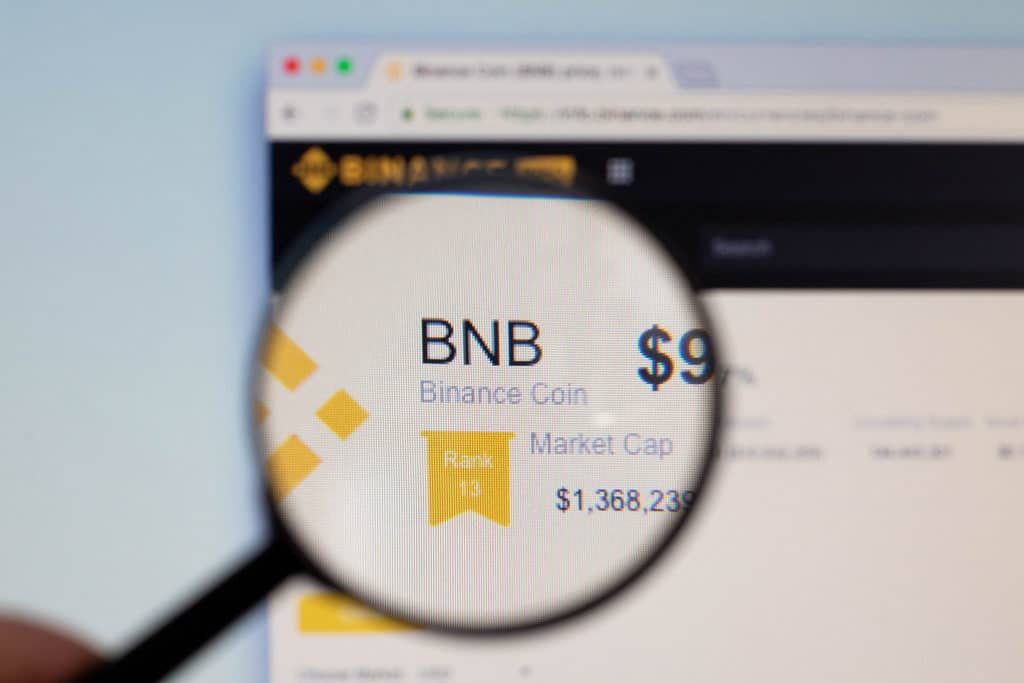 BNB Binance-munt
