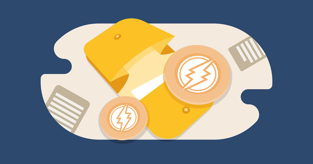 Münzen Geldbörse