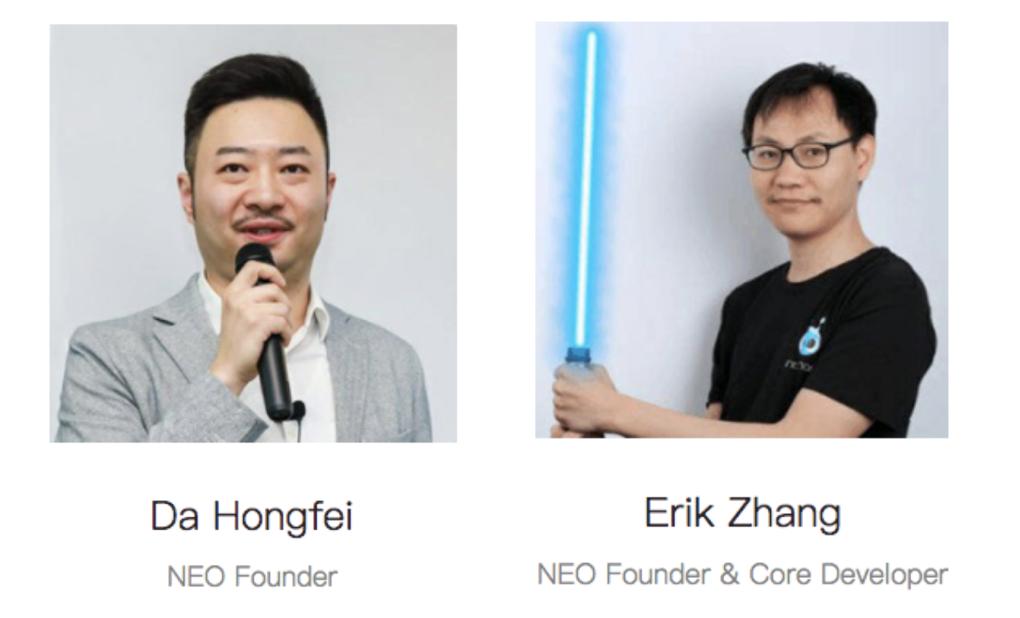 NEO Gründer