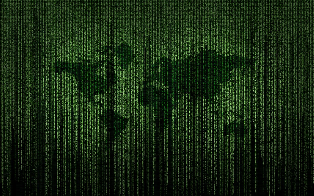 Welt in Matrixform