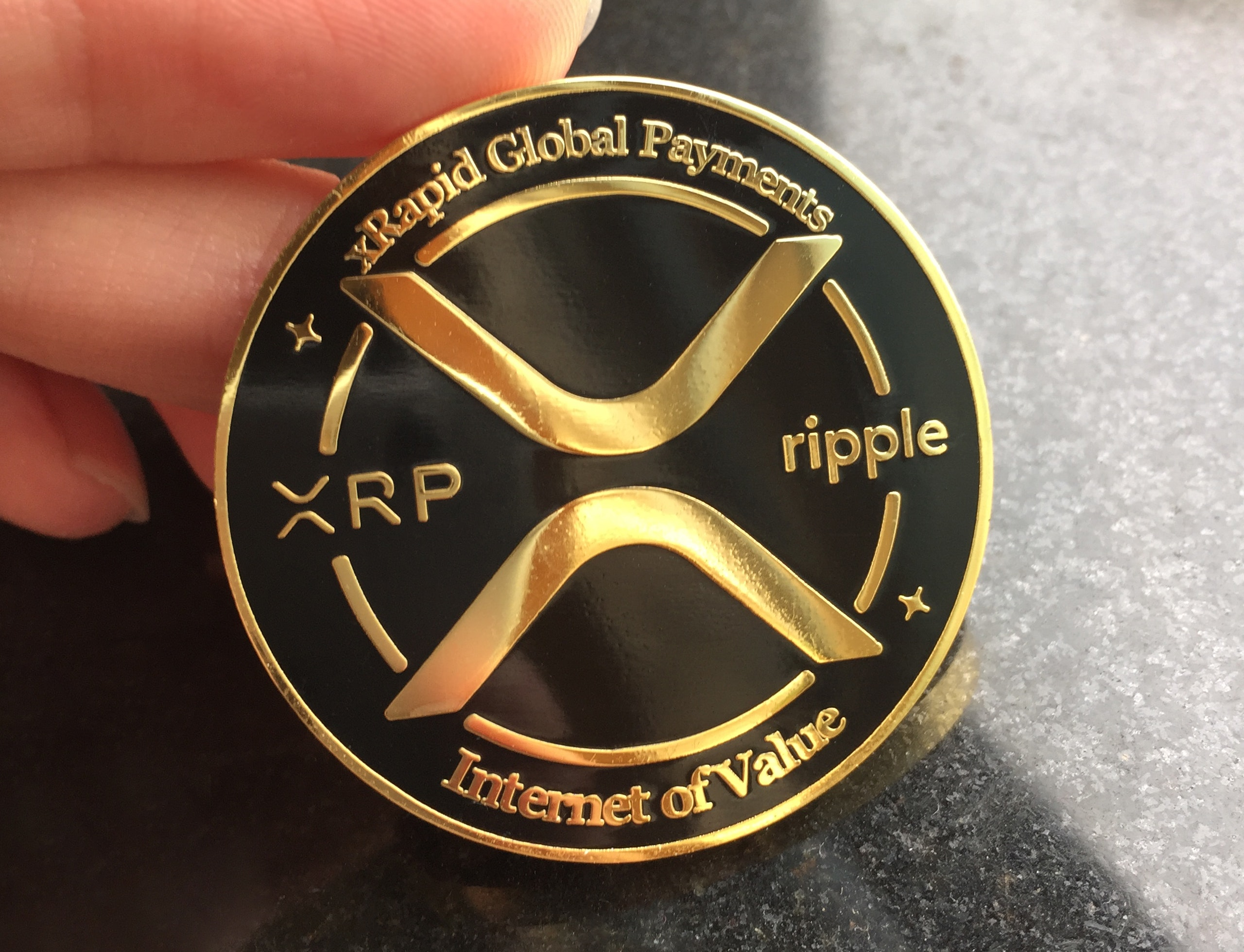 XRP-munt