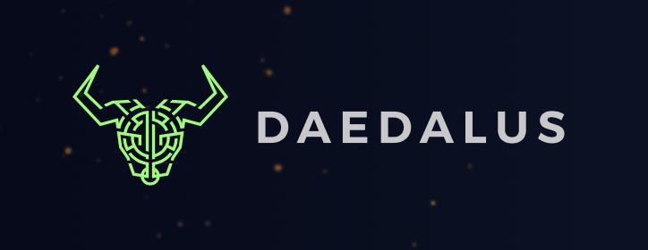Daedalus portemonnee