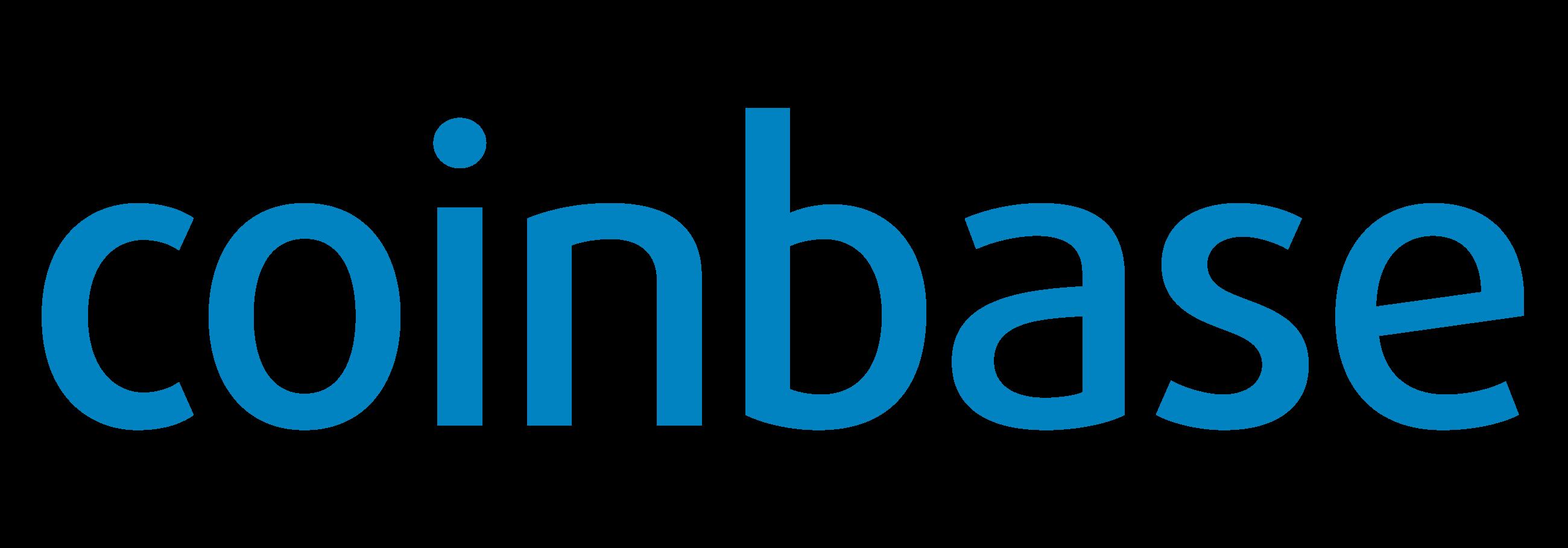 Логотип Coinbase