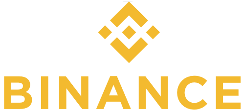 Binance Logo Wit