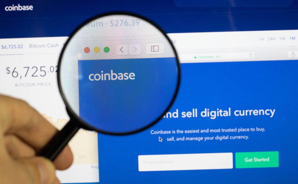 Coinbase-logotyp