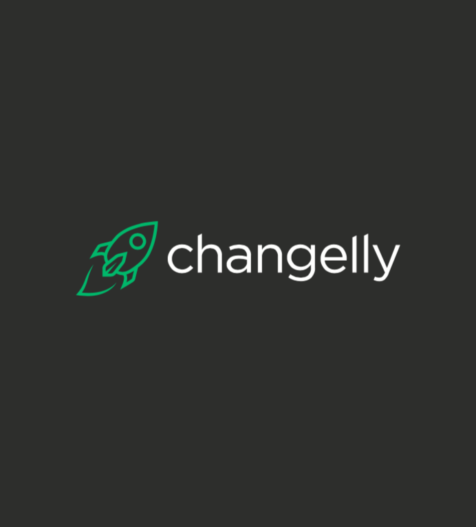 Logotipo de Changelly