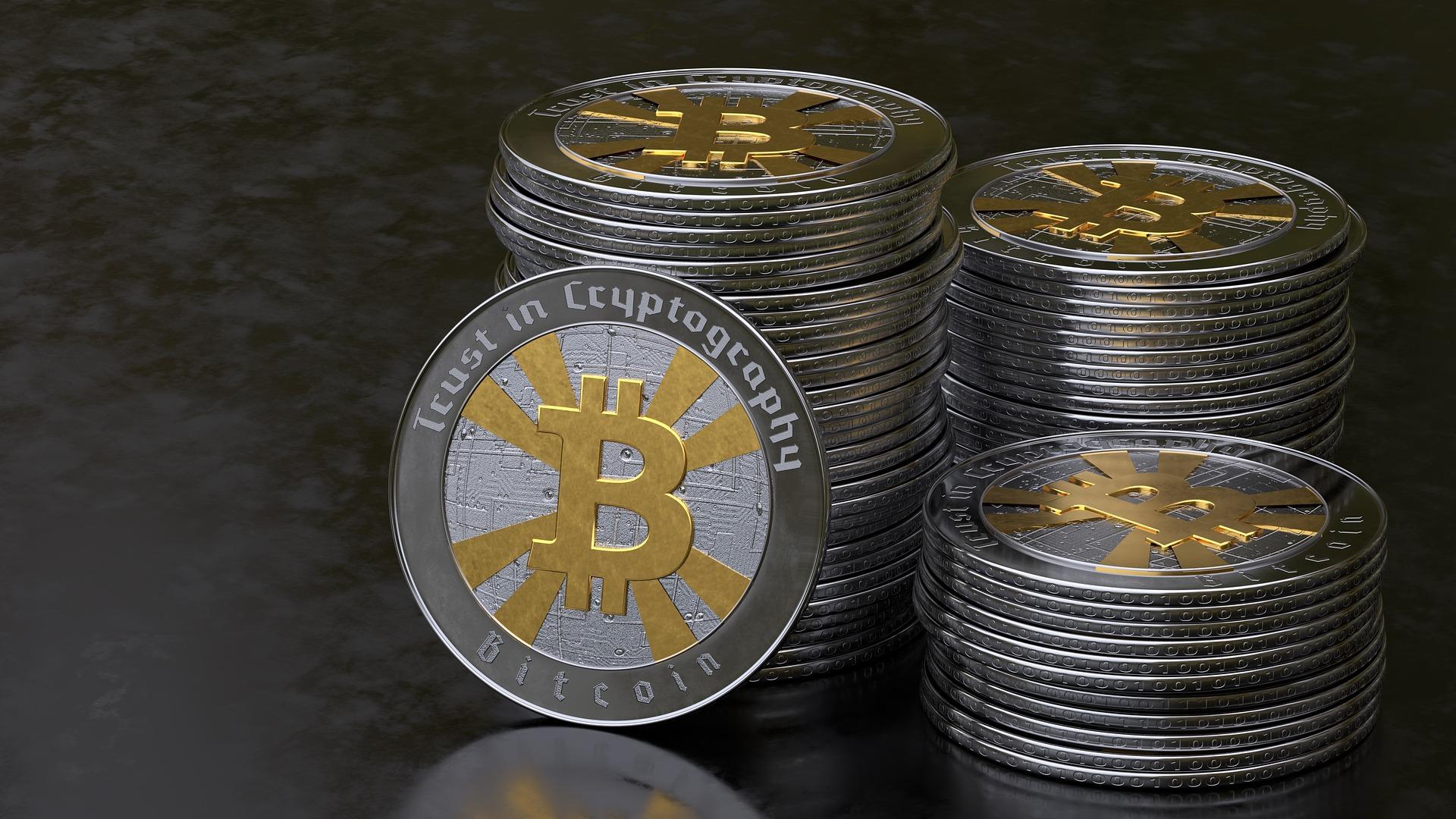Monedas BTC