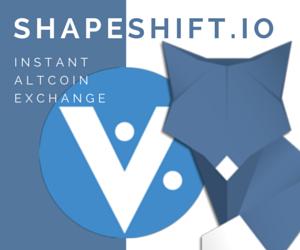 shapeshift.io Logo