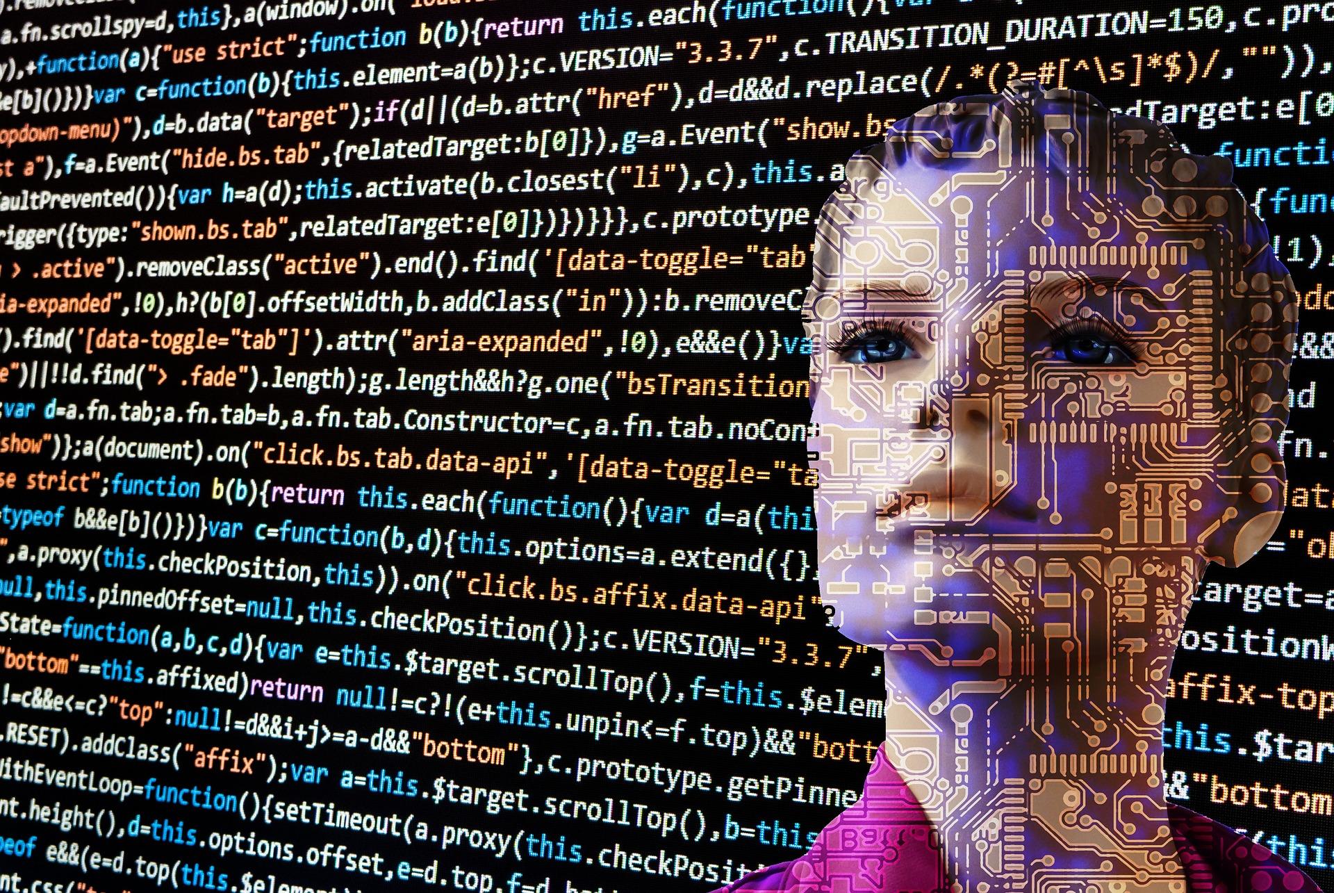 Code source de l'IA