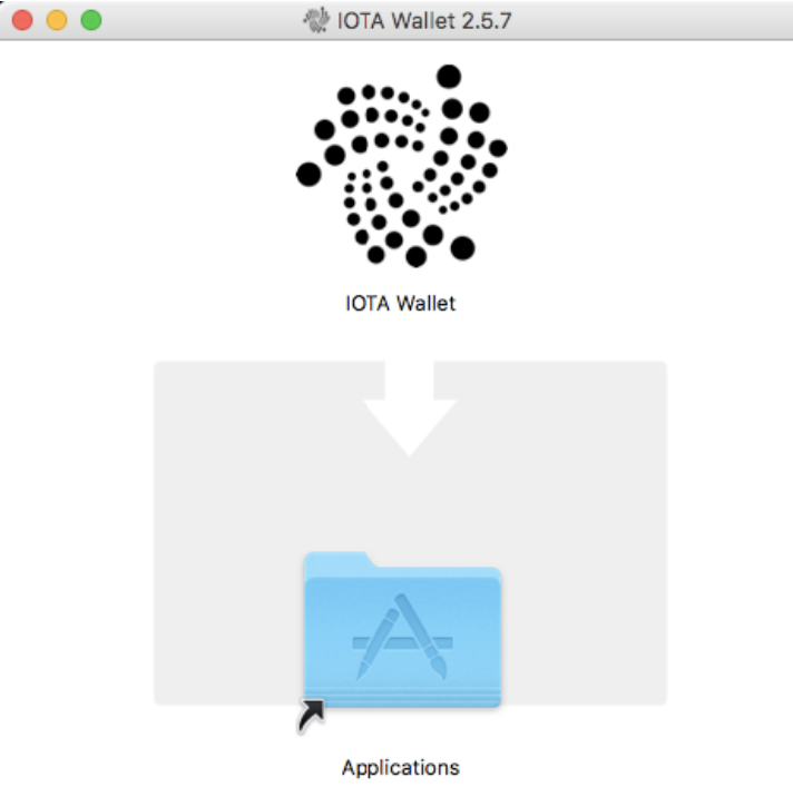 iOS IOTA Wallet Installation