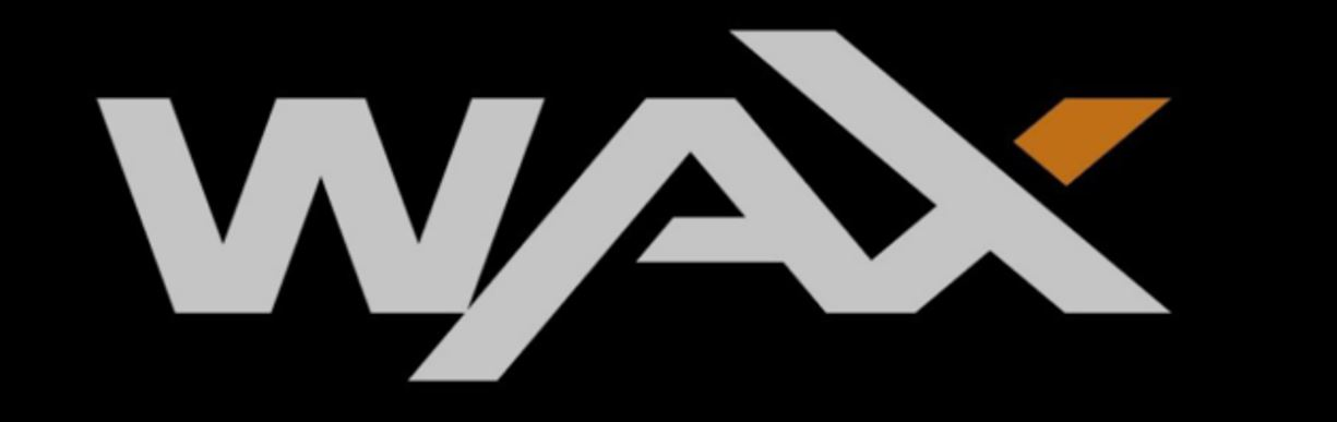 WAX-Coin Logo